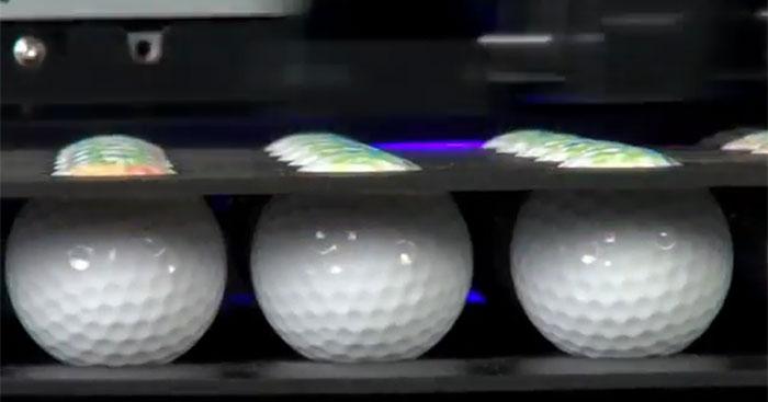 Нанесение лого на сложные поверхности