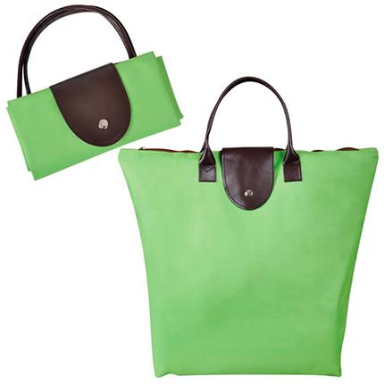 """Сумка для покупок, """"Glam UP"""", зелёная"""