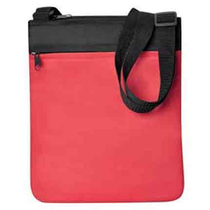 """Промо сумка на плечо """"Simple"""", цвет красный"""