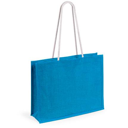 """Пляжная сумка """"Hint"""", цвет синий"""