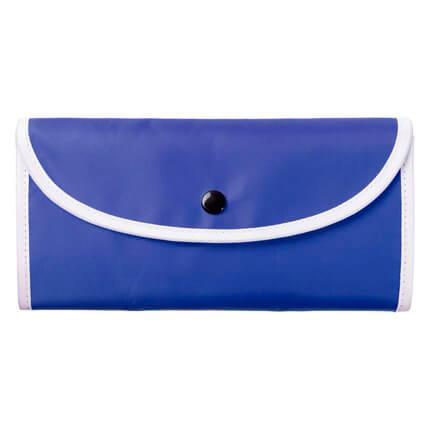 """Складная сумка """"Unit Foldable"""", синяя"""