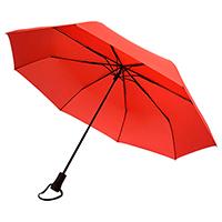 """Зонт складной """"Hogg Trek"""", красный"""